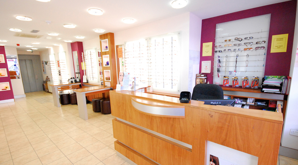 Welcome to Conor Fleming Opticians